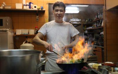L'histoire du CHEF: Lian Xiuming